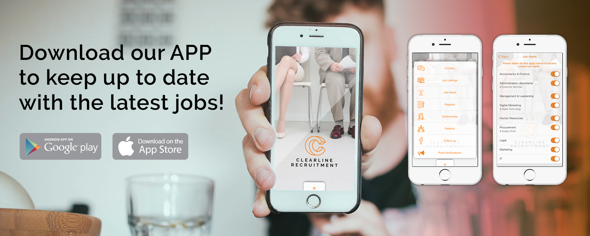 INNOVATIVE RECRUITMENT APP IS A HUGE SUCCESS!