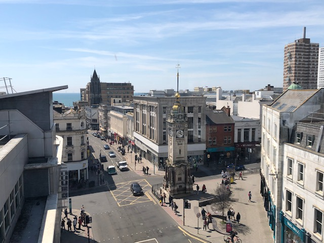 Queen's Road Brighton is our New Location!